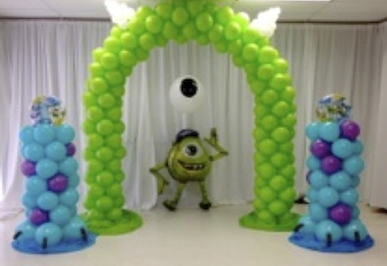 balloon arch picture