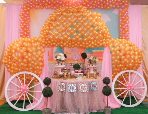 Event decorating academy balloon decorating course details for Balloon decoration courses