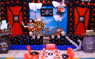 Kid Theme Parties